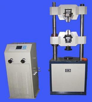万能试验机|数显液压万能试验机-上海中研专业生产图片